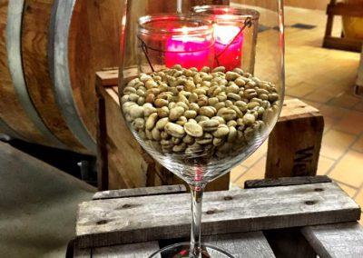 Wein + Kaffee