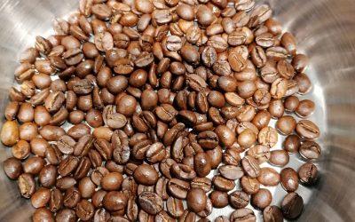 Rezept für weiße Kaffee Panna Cotta